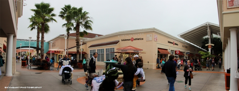 Orlando Premium Outlet or something.
