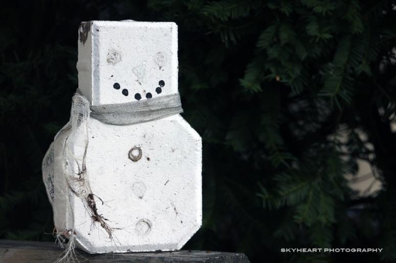 April 24, 2013 - Snowman